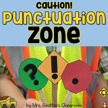 Punctuation Activities and Posters for Readers and Writers