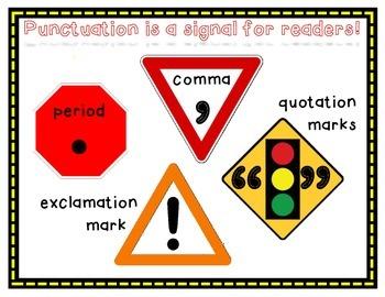 Punctuation Signals
