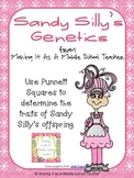 Punnett Squares ~ Sandy Silly's Genetics