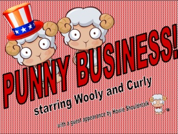 Punny Business!  The Most Fun Can You Have Teaching Pun an
