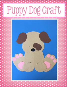Puppy Dog Craft
