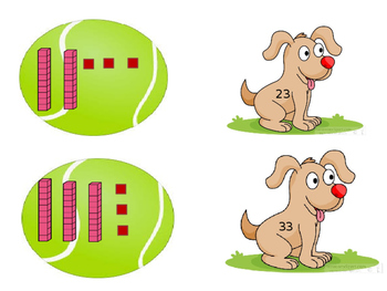 Puppy Place Value