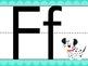 Puppy Themed Alphabet Set