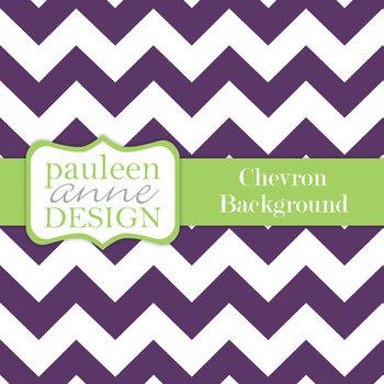 Purple Chevron Background