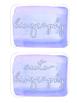 Genre Labels - Purple Watercolor