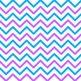 Digital Papers - Purple and Blue Chevron