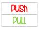 Push & Pull (sort & paste)