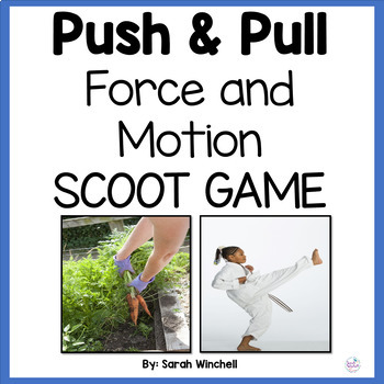 Force and Motion SCOOT Game