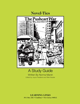 Pushcart War - Novel-Ties Study Guide