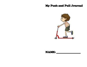 Pushes and Pulls NGSS Science Unit