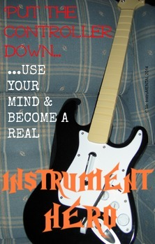Put Down the Controller...Use Your Mind & Become A Real In