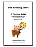Put Reading First - To Grade 3