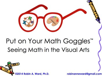 Put on Your Math Goggles - Paul Klee's Castles and Bar Graphs