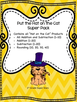 Put the Hat on the Cat Super Pack