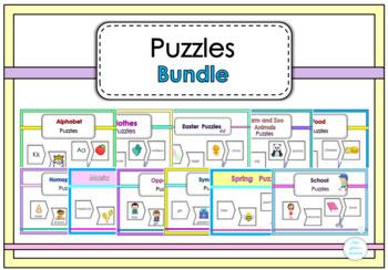 Puzzles Bundle