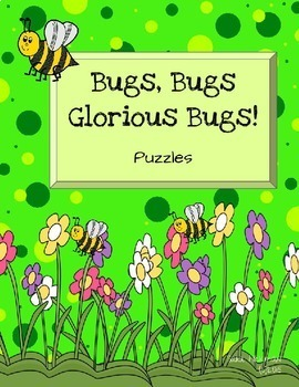 Bugs and Insects Puzzles