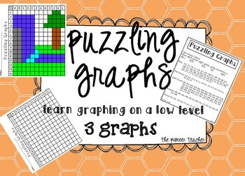Puzzling Graphs (Graphing Pictures)