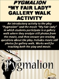 """""""Pygmalion"""" and """"My Fair Lady"""" Introductory Lesson"""