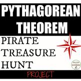 Pythagorean Theorem: Pirate Treasure Hunt