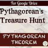Pythagorean Theorem Pirate Treasure Hunt Project for Googl
