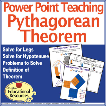 Pythagorean Theorem PowerPoint