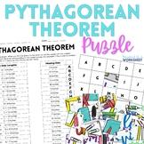 Pythagorean Theorem Puzzle