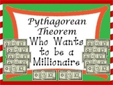 Pythagorean Theorem Who Wants to be a Millionaire