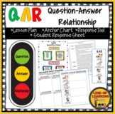 QAR Lesson and Anchor Chart