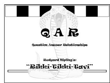 """QAR """"Rikki-Tikki-Tavi"""""""