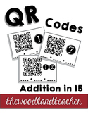 QR Addition in 15