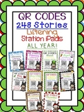 QR CODES MEGA BUNDLE for 248 Stories in your Listening Sta