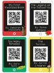 QR CODES for 24 Stories in your Listening Stations: DECEMBER