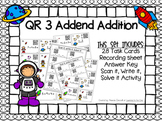 QR Code 3 Addend Addition
