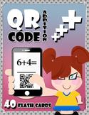 QR Code Addition - Flash Cards
