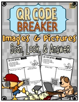QR Code Breaker:  Visual Literacy with Images and Pictures
