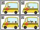 QR Code Count, Write, Scan 1-20 School Bus Kids