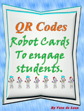 QR Code - Engaging posters for students.