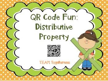 QR Code Fun! Distribute Property