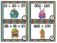 QR Code Fun: Monsters 2nd Grade Common Core Task Cards - 2