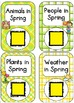 QR Code Listening Centers: Spring Nonfiction Set