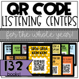 QR Code Listening Centers for the Whole Year