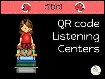 QR Code Listening Centre - Clifford