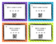 QR Code Prime, Composite, Multiples, Factors Task Cards 4.