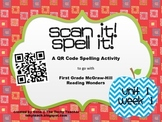 QR Code Scan It, Spell It - McGraw-Hill Wonders
