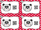 QR Code Scan, Write, Color Numbers 1-10 Animals (Set 1)