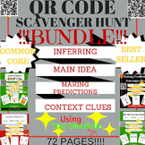 QR Code Scavenger Hunt - BUNDLE!