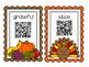QR Code Scavenger Hunt: Thanksgiving Synonyms