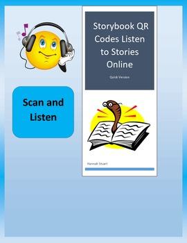 QR Code Storybook Online (Budget Minded)