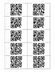 QR Code Subtraction Word Problems Task Cards