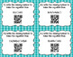 QR Code Task Cards: Properties of Multiplication